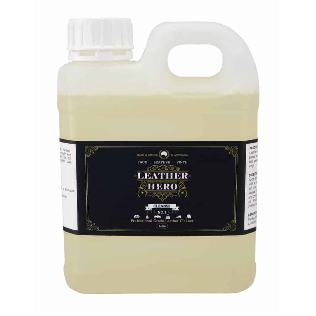 Leather Cleaner 1L - Leather Hero