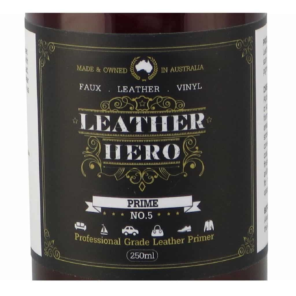 Leather Primer - 250ml - Leather Hero
