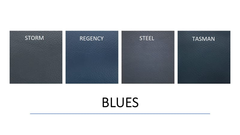 Leather Paint - Auto Blues - Leather Hero
