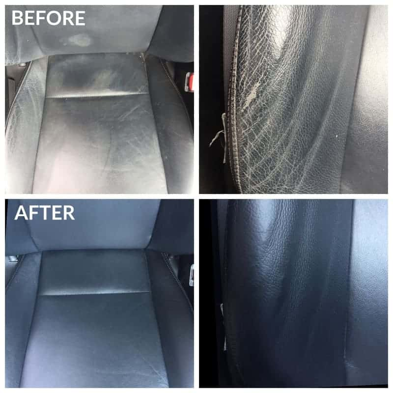 Car Leather Repair & Restoration - Leather Hero