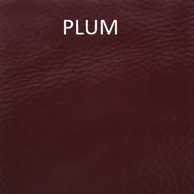 Leather Colour Dye Paint - Auto Car - Plum- Leather Hero