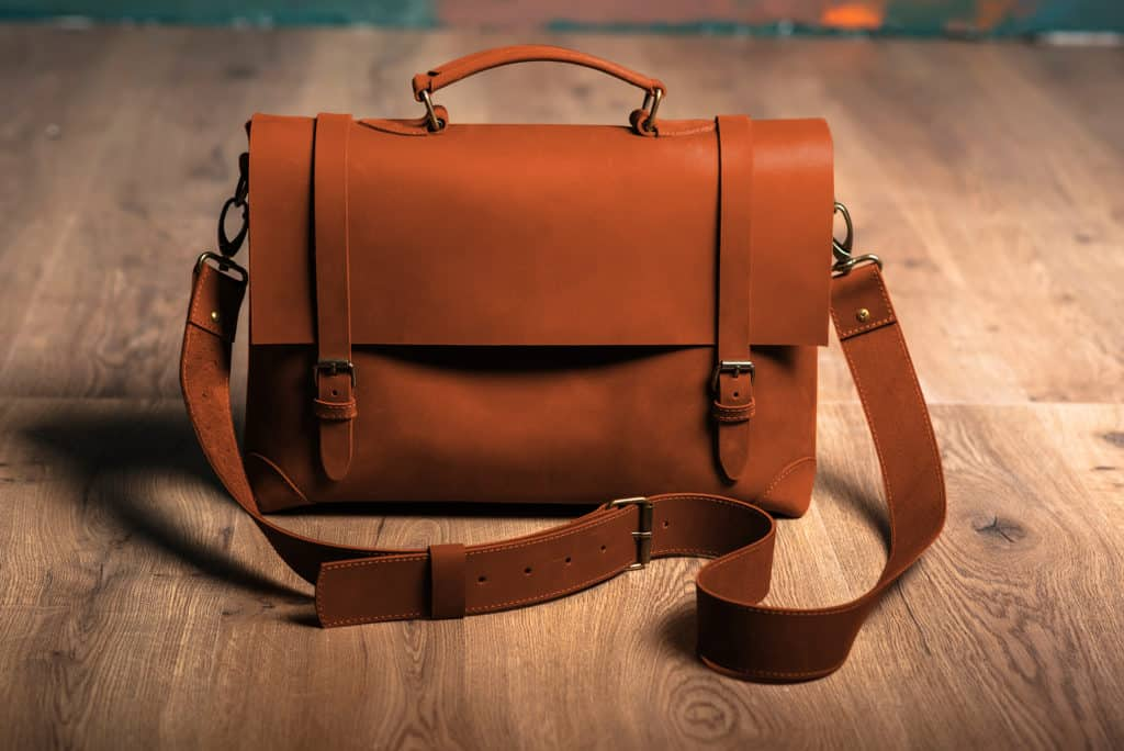 Leather Paint - Rust Bag - Leather Hero