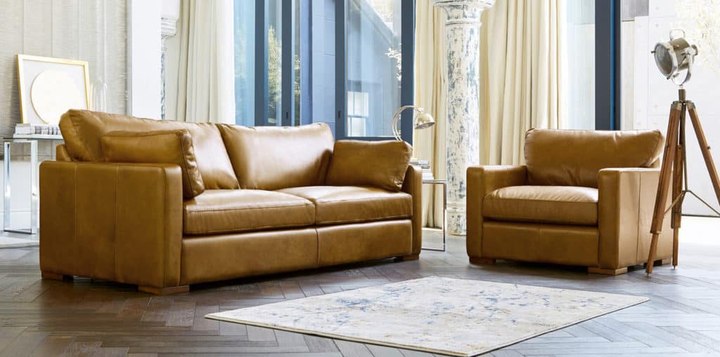 Leather Paint - Furniture - Caramel - Leather Hero