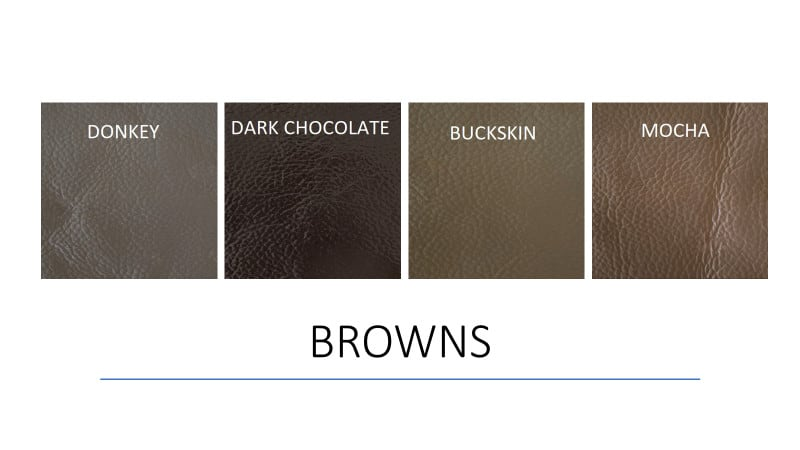 Leather Paint - Furniture Browns - Leather Hero