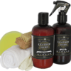 Waxed Leather Care Kit - Leather Hero