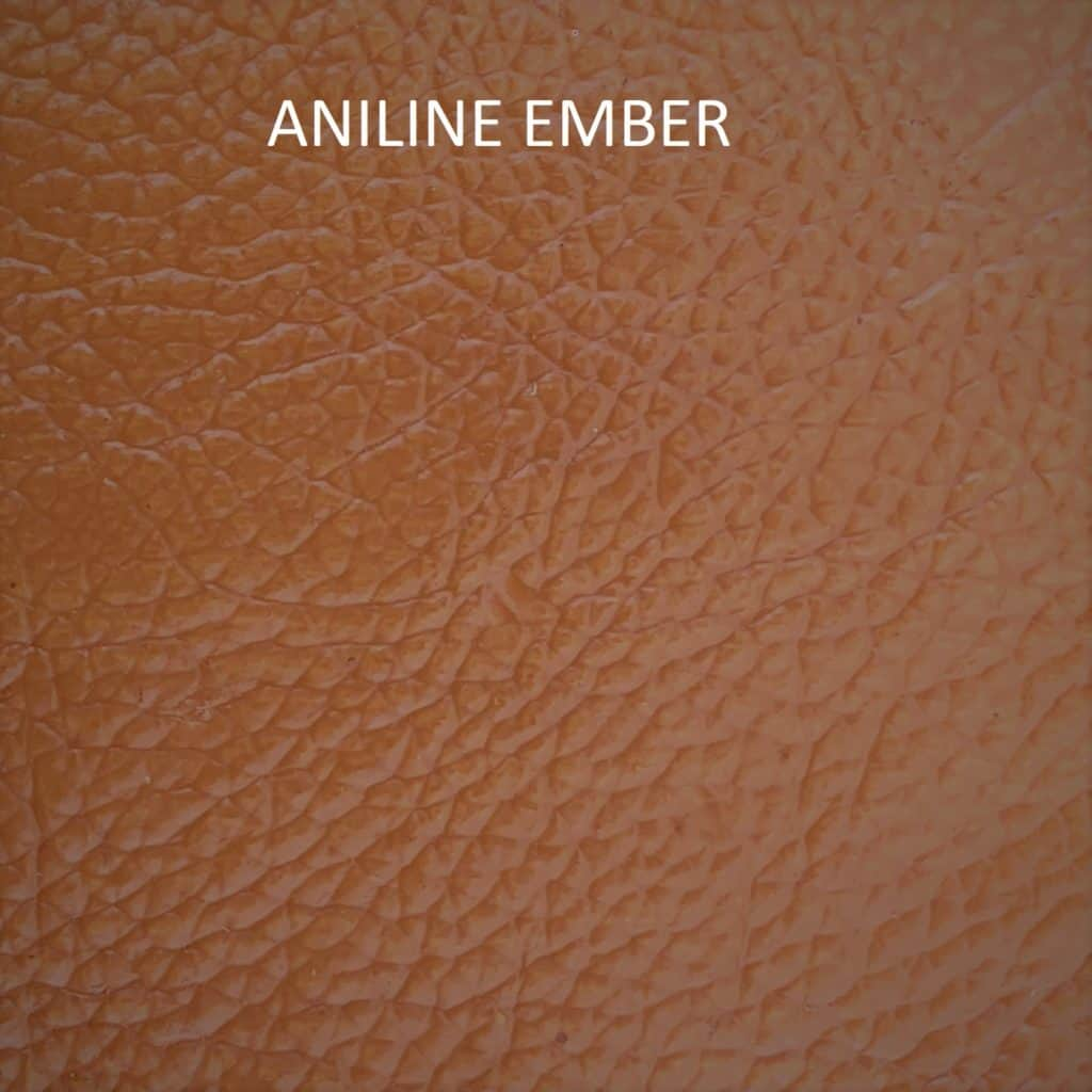 Aniline Amber - Leather Paint & Dye Blend - Leather Hero