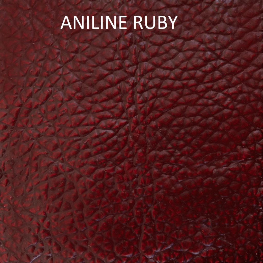 Aniline Ruby - Leather Paint & Dye Blend - Leather Hero