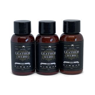Colour adjustment Kit 3 x 50ml - Leather Hero