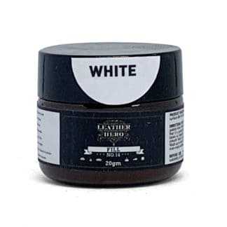Leather Filler - White - Leather Hero