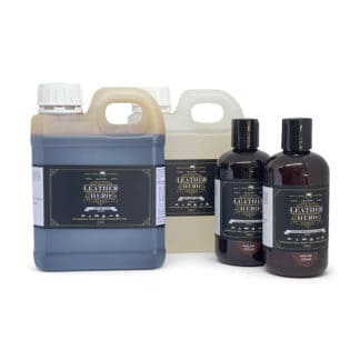 Aniline Stain & Restoration Kit - Leather Hero