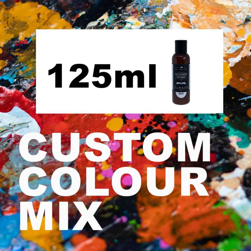125ml custom colour mix