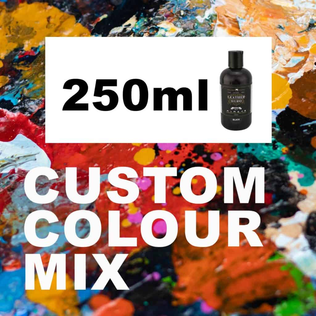250ml custom colour mix