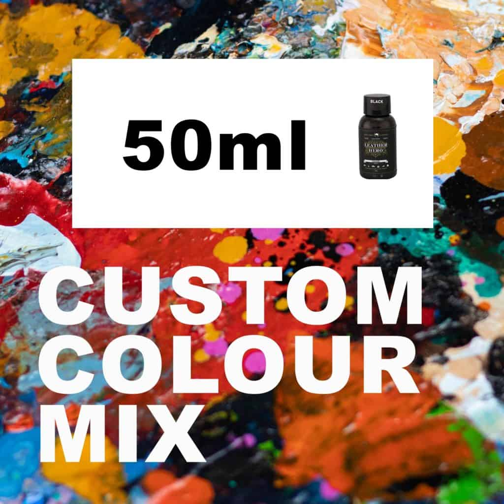50ml custom colour mix