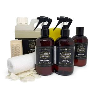 Leather Care Kit The Works